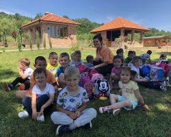 Poseta seoskom domacinstvu Brzohode (2)